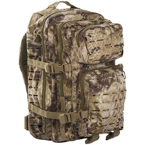 Plecak Mil-Tec US Assault Laser Duży Mandra Tan