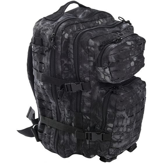 Plecak Mil-Tec US Assault Laser Duży Mandra Night