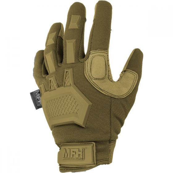 Rękawice Taktyczne MFH Action Coyote Tan