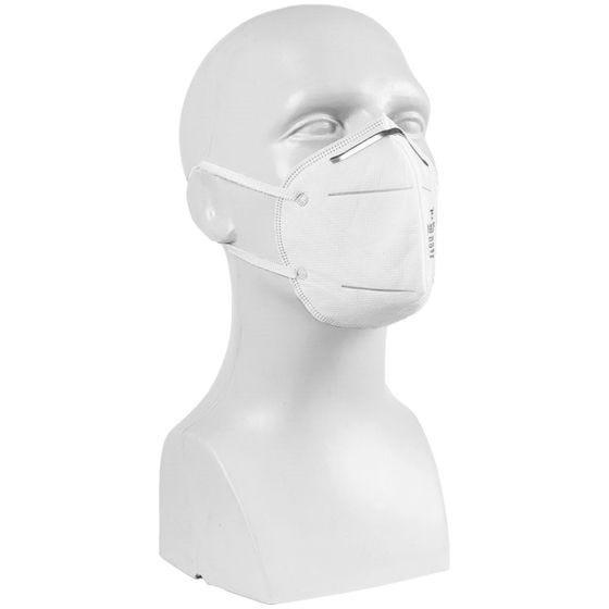 Maski Przeciw Zanieczyszczeniom Powietrza Białe 10 Sztuk