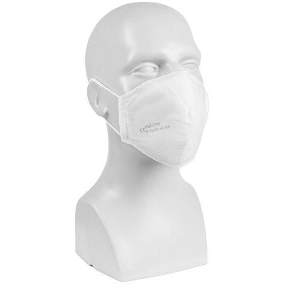 Czterowarstwowe Maski Ochronne KN95/FFP2 20 Sztuk