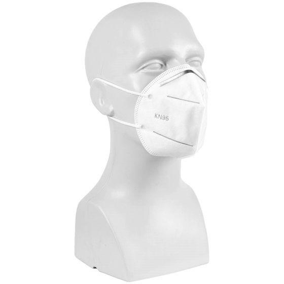 Pięciowarstwowe Maski Ochronne KN95/FFP2 50 Sztuk