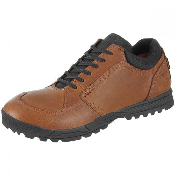 Buty 5.11 Pursuit Lace Up Dark Brown