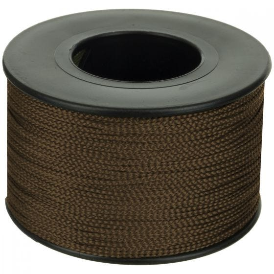 Linka Atwood Rope 300ft Nano Cord Brązowa