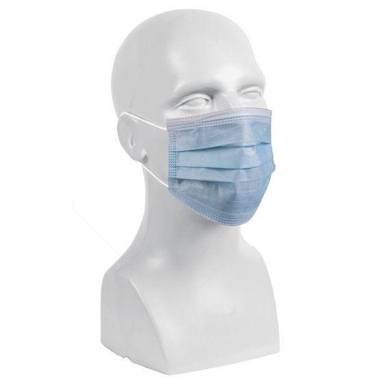 Jednorazowe Sterylne Maski Chirurgiczne 25 sztuk