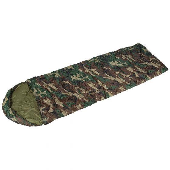 Śpiwór Mil-Tec Comforter Woodland
