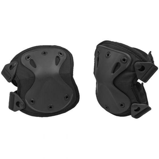 Ochraniacze na Kolana Mil-Tec Protect Czarne