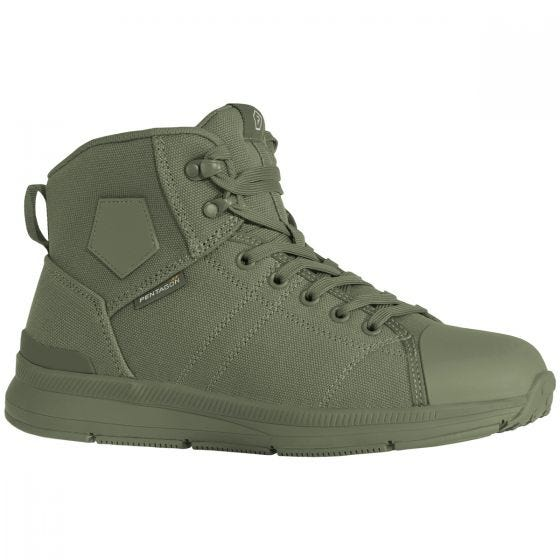 Buty Pentagon Hybrid Tactical Camo Green