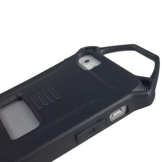 Etui Strike Industries iPhone 5 Battle Shox Różowe