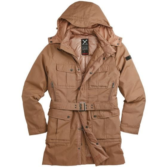 Kurtka Parka Surplus Xylontum Winter Coat Khaki