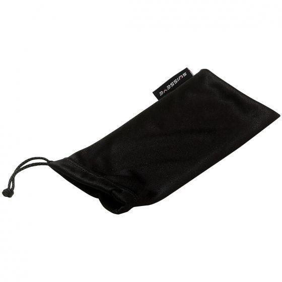 Okulary Taktyczne Swiss Eye Lancer - Clear - Czarne