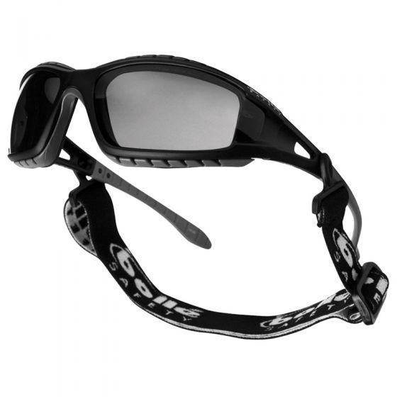 Okulary Taktyczne Bolle Tracker - Smoke - Czarne