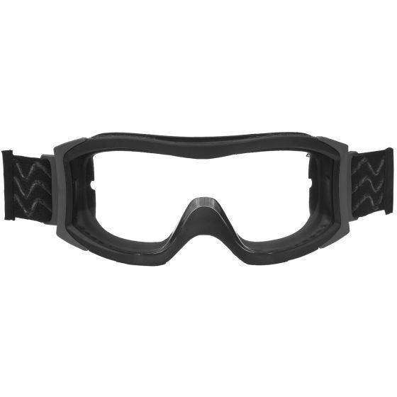 Gogle Taktyczne Bolle X1000 - Clear - Czarne