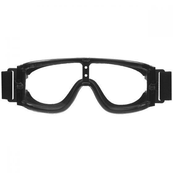 Gogle Taktyczne Bolle X800 - Clear - Czarne