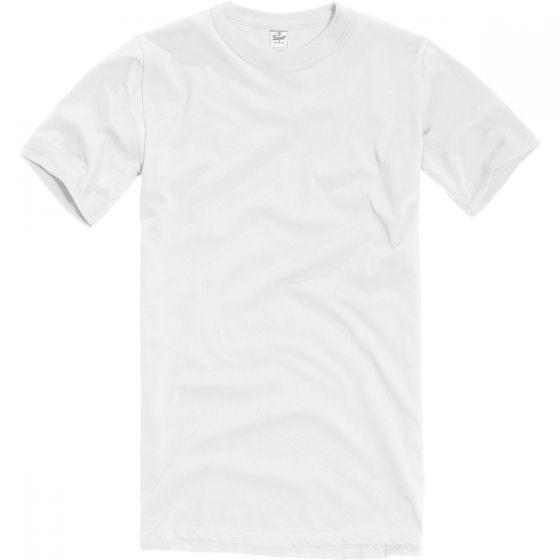 Koszulka T-shirt Brandit BW Biała