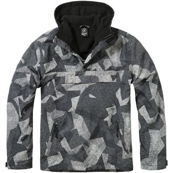 Kurtka Kangurka Brandit Windbreaker Night Camo Digital