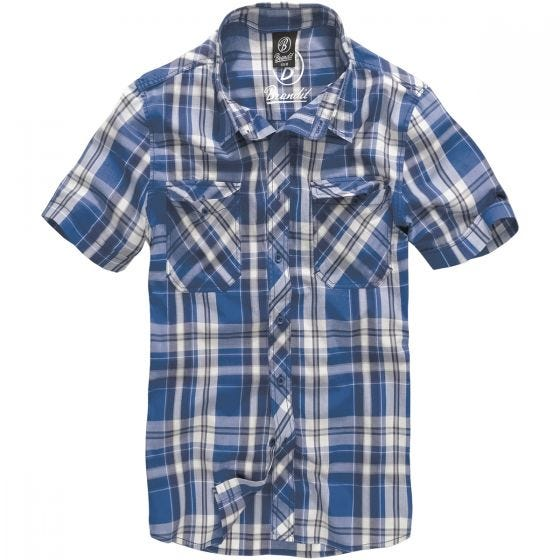 Koszula Brandit Roadstar Niebieska