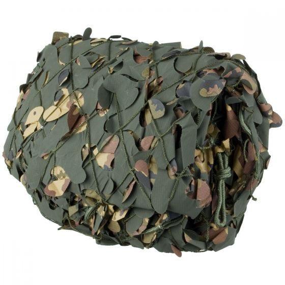 Siatka Maskująca Camosystems Broadleaf Military 3x3 Vegetato Woodland