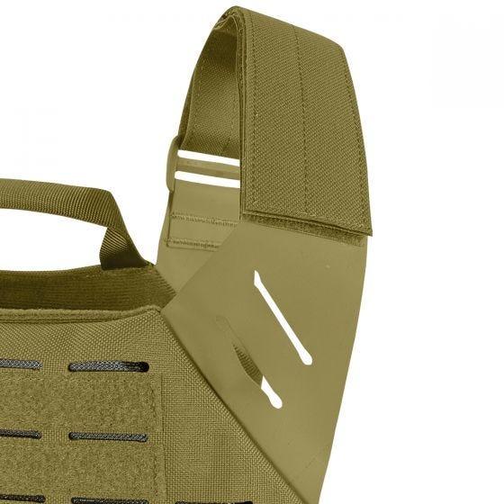 Kamizelka Taktyczna Condor Elite LCS Vanquish Plate Carrier Coyote Brown