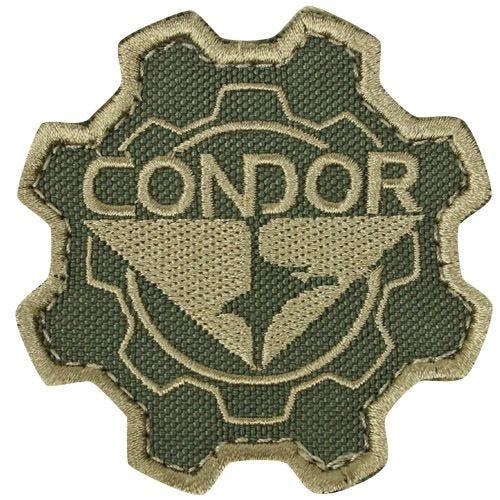 Naszywka Condor Gear Patch Tan