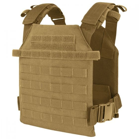 Kamizelka Taktyczna Condor Sentry Plate Carrier Coyote Brown