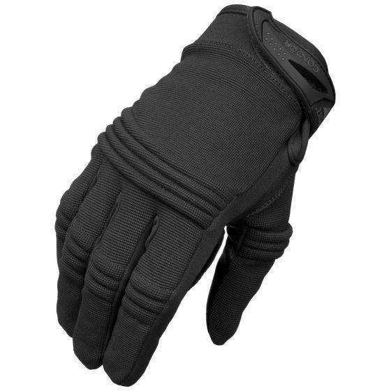 Rękawice Taktyczne Condor Tactician Tactile Czarne