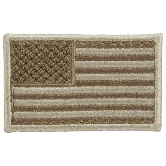 Naszywka Condor Flaga USA Desert