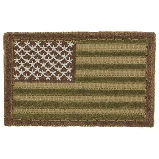 Naszywka Condor Flaga USA MultiCam