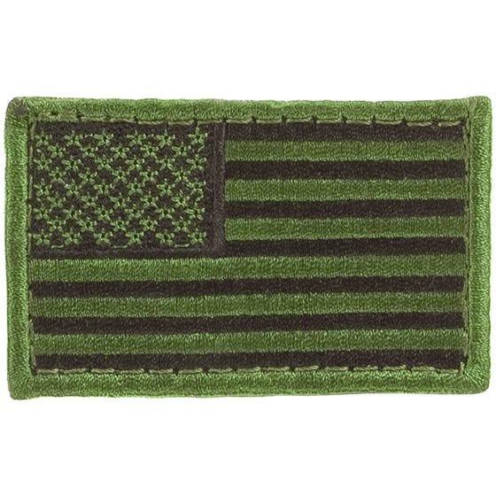Naszywka Condor Flaga USA Olive Drab