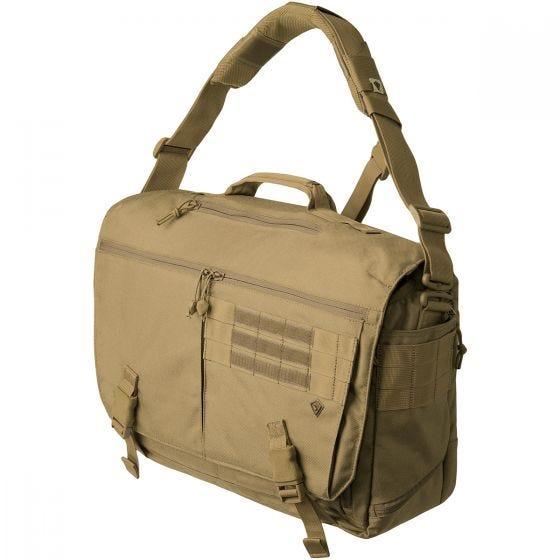 Torba First Tactical Ascend Messenger Bag Coyote