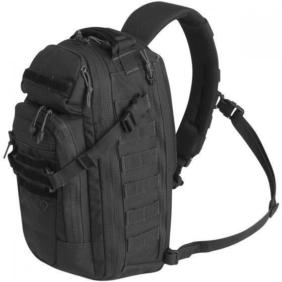 Plecak na Ramię First Tactical Crosshatch Sling Pack Czarny