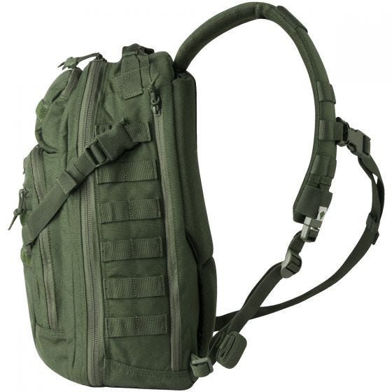 Plecak na Ramię First Tactical Crosshatch Sling Pack OD Green
