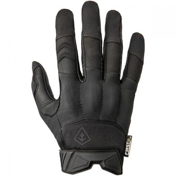 Rękawice Taktyczne First Tactical Hard Knuckle Czarne
