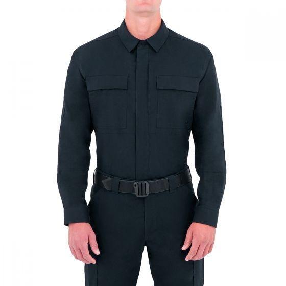 Koszula First Tactical Specialist BDU Długi Rękaw Midnight Navy