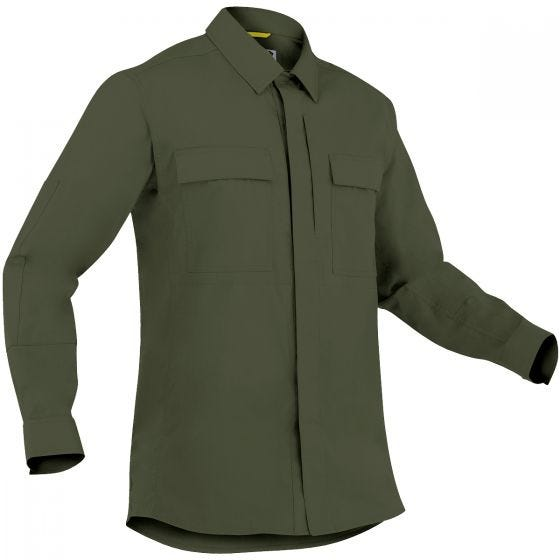 Koszula First Tactical Specialist BDU Długi Rękaw OD Green