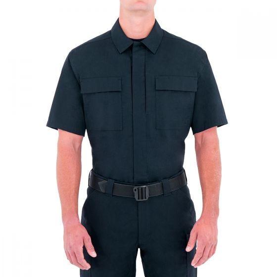 Koszula First Tactical Specialist BDU Krótki Rękaw Midnight Navy