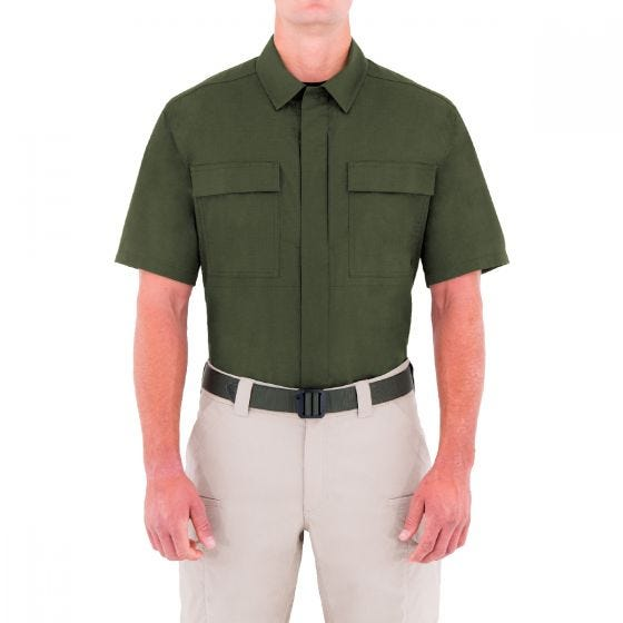 Koszula First Tactical Specialist BDU Krótki Rękaw OD Green