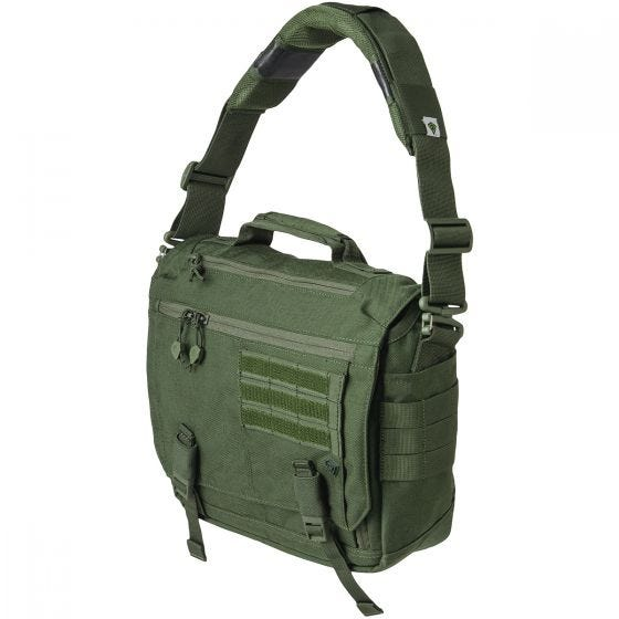 Torba First Tactical Summit Side Satchel OD Green