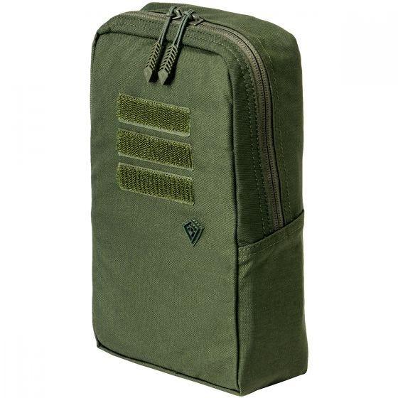 Kieszeń Uniwersalna First Tactical Tactix 6x10 Utility Pouch OD Green