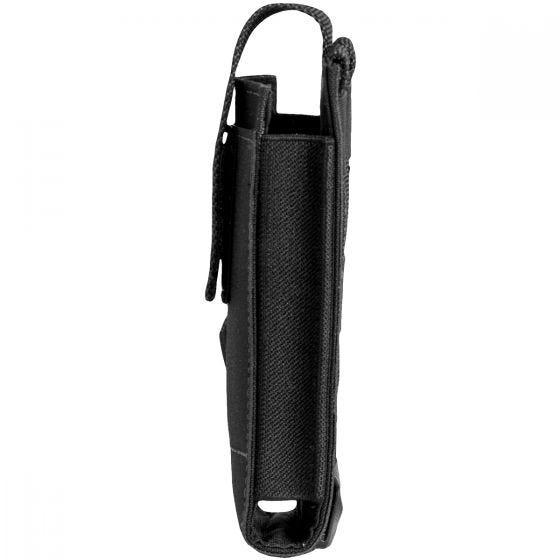 Ładownica na Telefon First Tactical Tactix Media Pouch Średnia Czarna