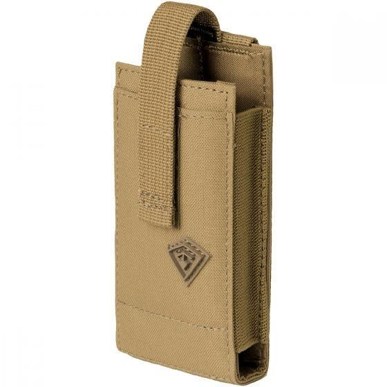 Ładownica na Telefon First Tactical Tactix Media Pouch Średnia Coyote