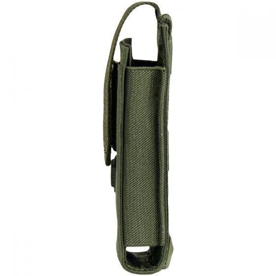 Ładownica na Telefon First Tactical Tactix Media Pouch Średnia OD Green