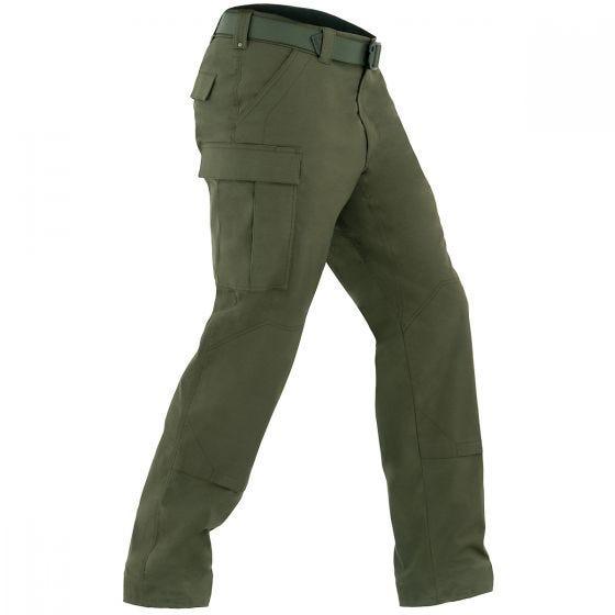 Spodnie First Tactical Tactix BDU OD Green