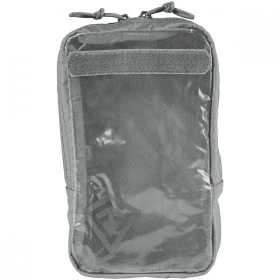 Kieszeń Uniwersalna First Tactical Tactix 6x10 Velcro Pouch Asphalt