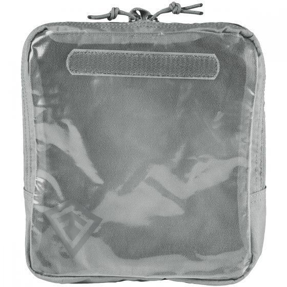 Kieszeń Uniwersalna First Tactical Tactix 9x10 Velcro Pouch Asphalt