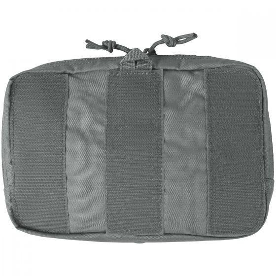 Kieszeń Uniwersalna First Tactical Tactix 9x6 Velcro Pouch Asphalt