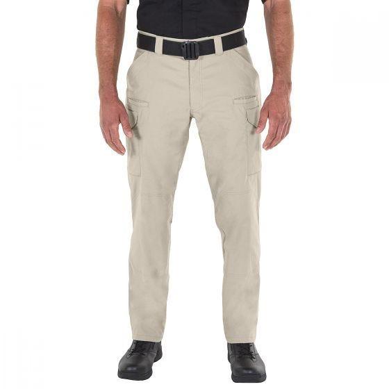 Spodnie Taktyczne First Tactical Męskie Velocity Khaki