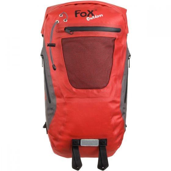 Wodoszczelny Worek Transportowy Fox Outdoor DRY PAK 20 Czerwony