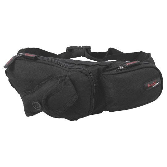Torba Nerka Fox Outdoor Waist Bag Czarna