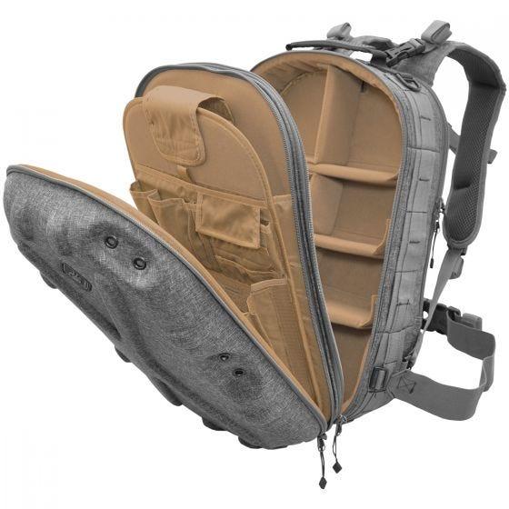 Plecak Civilian Lab Grayman Pillbox Hardshell Szary